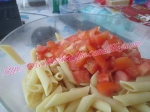 Salade De Pates Au Thon Et Surimi Les Recettes De Caline