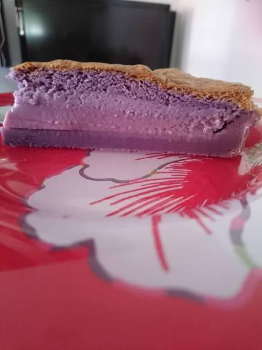 gâteau magique à la barbe a papa de Patricia Goetz