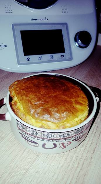 soufflé au fromage Sam Tkl Quentin