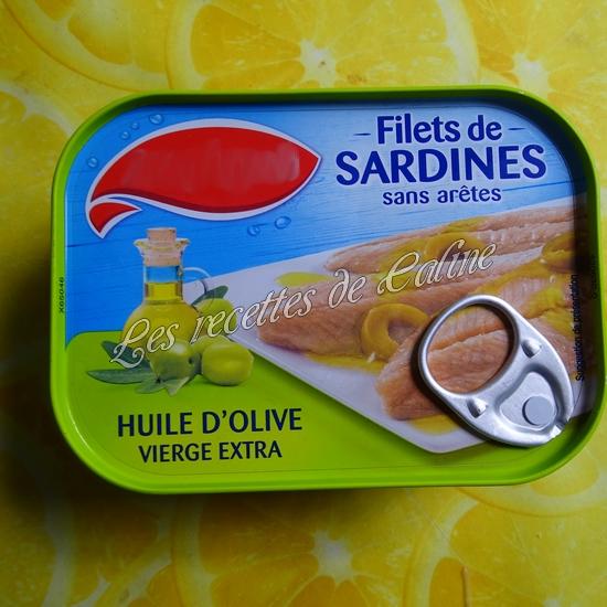 Salade aux 2 pommes et sardines0103