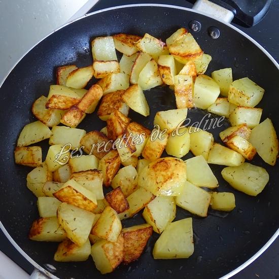 Gratin de cuisse de poulet13