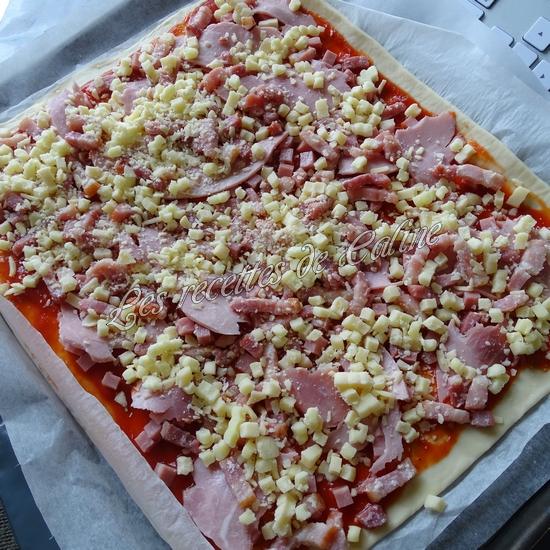 Pizza vide frigo10