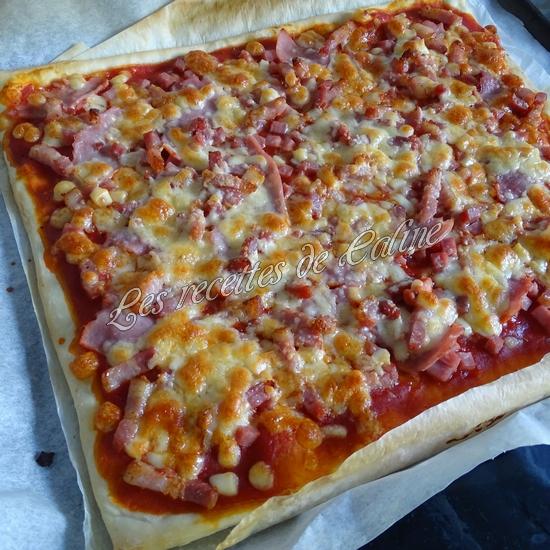 Pizza vide frigo12