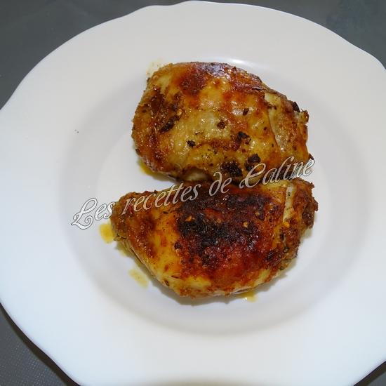 Poulet grillé avec sauce Chimichurri24