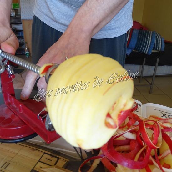 Wraps aux pommes, miel et camembert03
