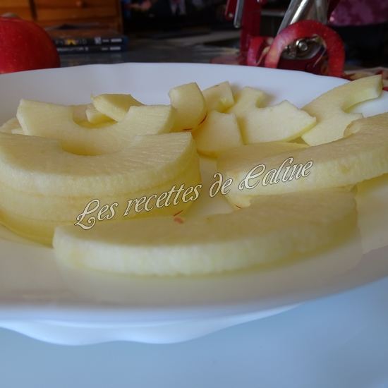 Wraps aux pommes, miel et camembert05