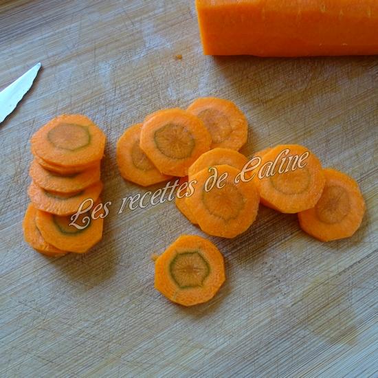 Sauté de dinde aux carottes à la crème de moutarde09