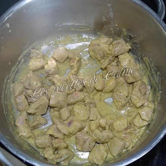 Sauté de dinde aux carottes à la crème de moutarde13