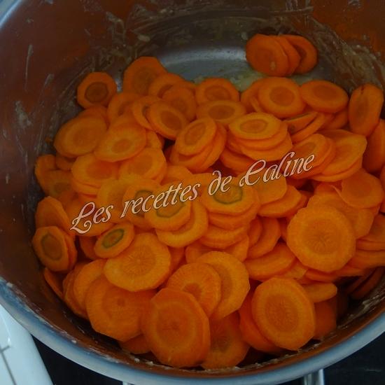 Sauté de dinde aux carottes à la crème de moutarde16