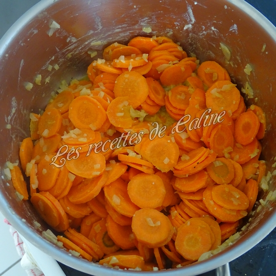 Sauté de dinde aux carottes à la crème de moutarde17
