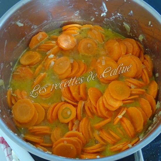 Sauté de dinde aux carottes à la crème de moutarde23