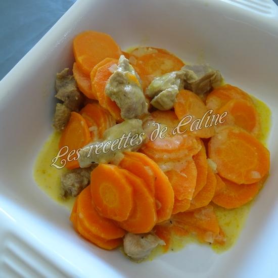 Sauté de dinde aux carottes à la crème de moutarde28