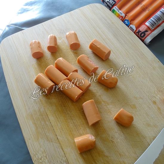 Tatin salée saveur hot dog02