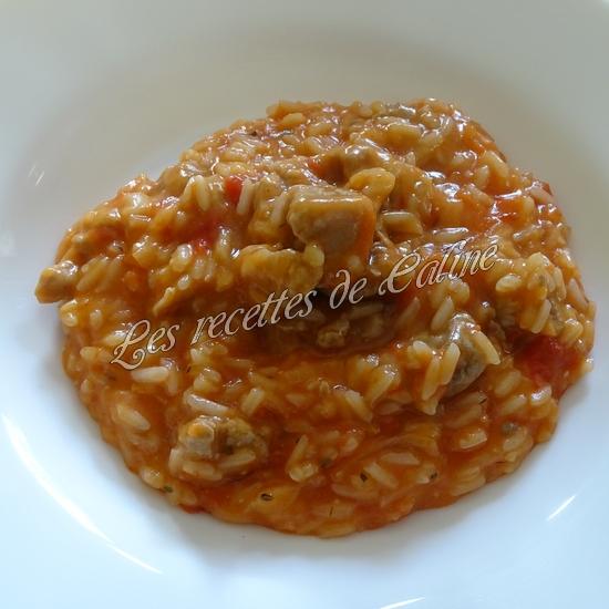 Cocotte de sauté de dinde au riz25