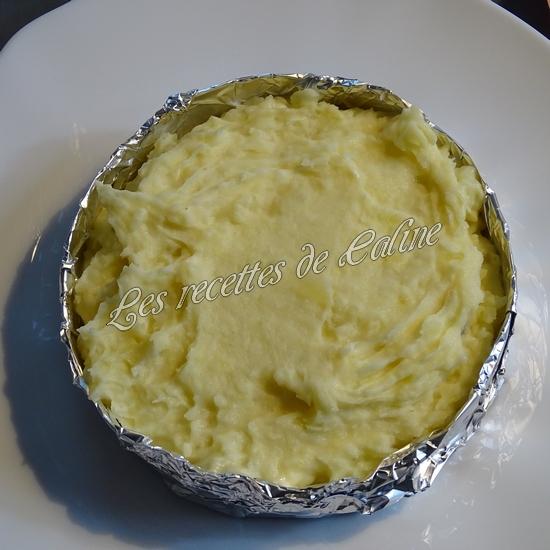 Jambon purée façon tarte11