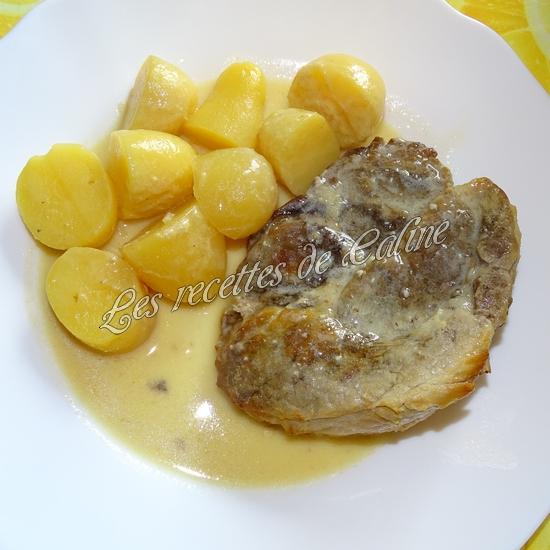 Rôti de porc à la moutarde17