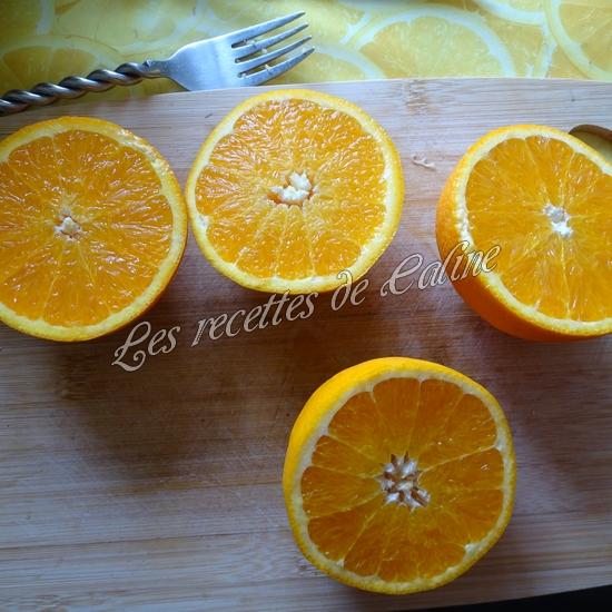Salade de semoule, poulet et oranges05