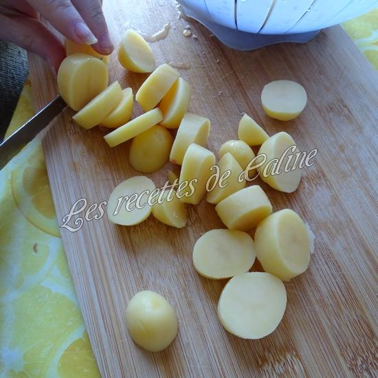 Salade tiède de jambonneau aux pommes de terre02