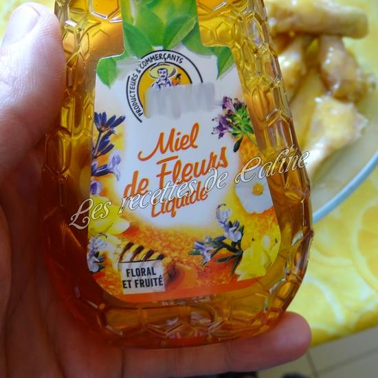 Ailes de poulet au miel17