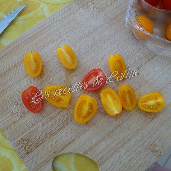 Nouilles sautées aux haricots verts et tomates02