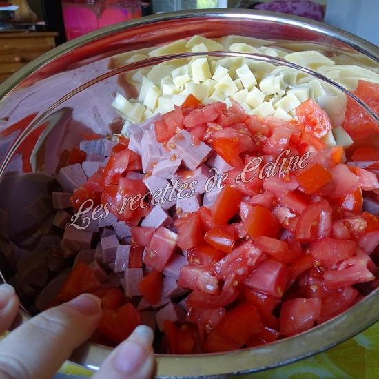 Salade de haricots verts et cervelas09