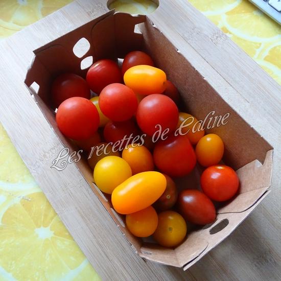 Salade de haricots verts et tomates cerises03