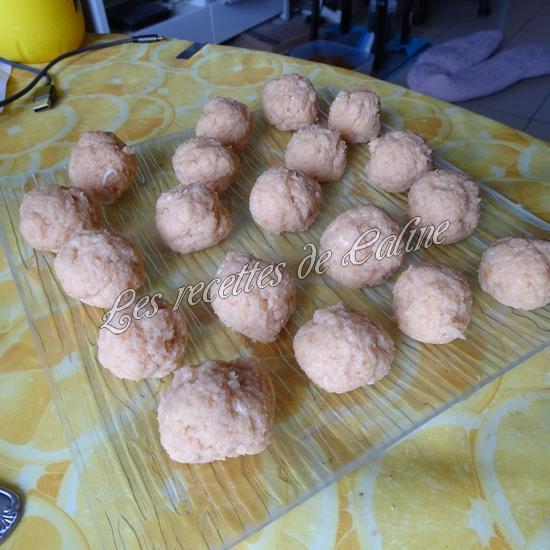 Boulettes de poulet16