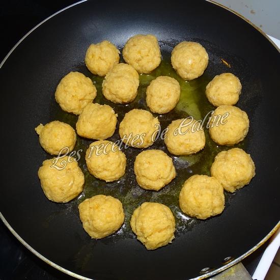 Boulettes de poulet19