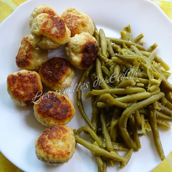 Boulettes de poulet22