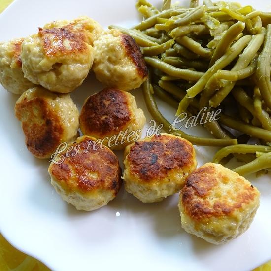 Boulettes de poulet23