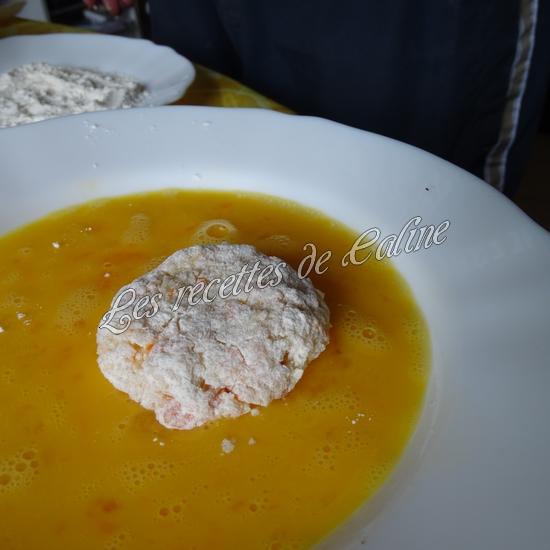 Croquettes de surimi coco16