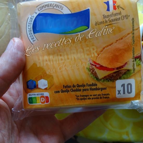 Frites de pommes de terre au fromage et lard façon Burger King06