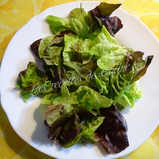 Salade melon, framboises et magret de canard12