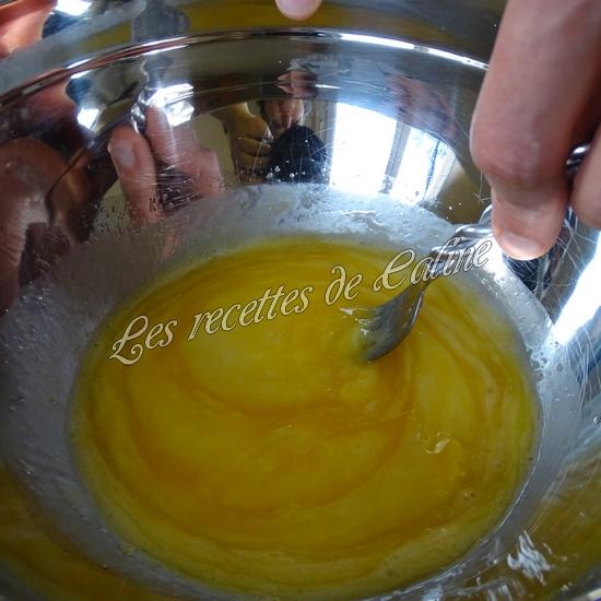 Tarte au lemon curd et framboises10