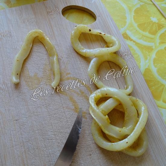 Brochettes de calamars grillés au citron12