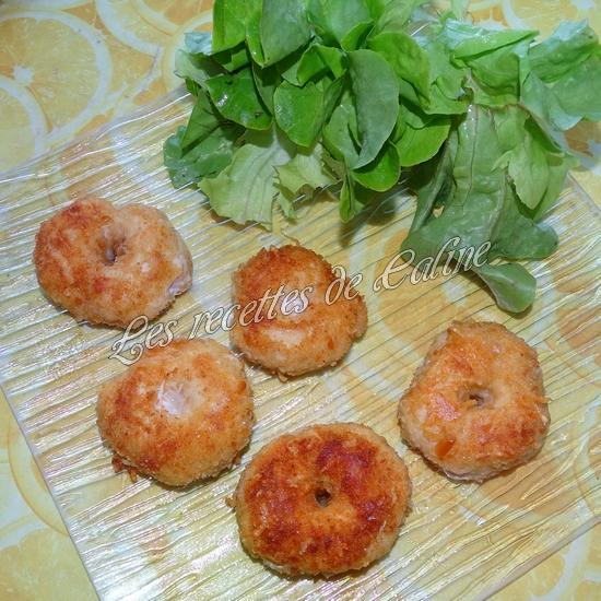 Donuts de poulet18