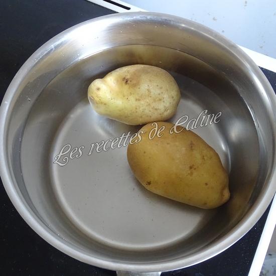 Gratin de chorizo raclette01
