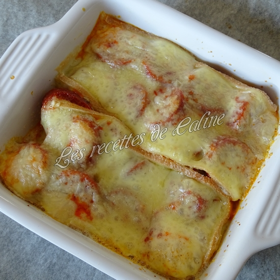 Gratin de chorizo raclette18