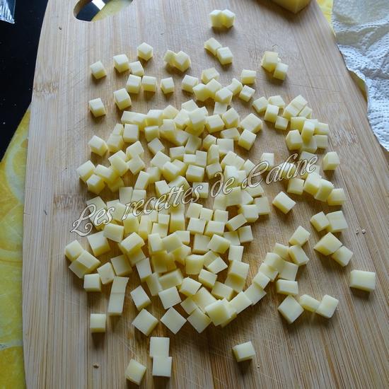 Risotto de perles de blé au jambon19