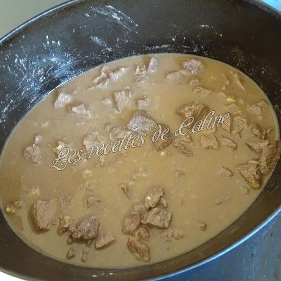 Ragoût de boeuf et purée au parmesan14