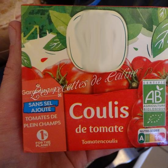 Rouelle de porc en cocotte et ses petits légumes et coulis de tomate04