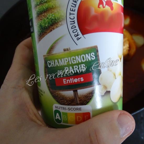 Rouelle de porc en cocotte et ses petits légumes et coulis de tomate16